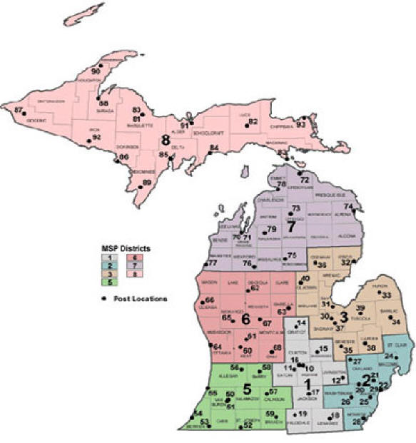 ARRL Michigan Section Digital Radio Group DRG